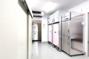 給食温度管理システム